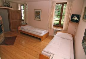 Čtyřlůžkové apartmá