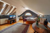 Apartmá pod střechou