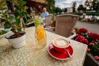 Domácí limonáda a výběrová káva