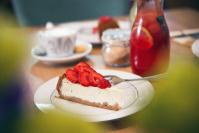 Cheesecake a domácí limonády