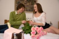 Oslavy a romantika na pokoji
